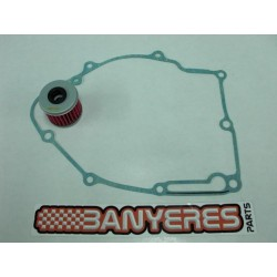 Oil filter for Montesa 4RT induced more board