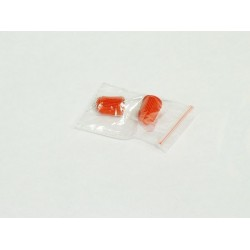 2 red rubber stoppers air valve Mitanni team