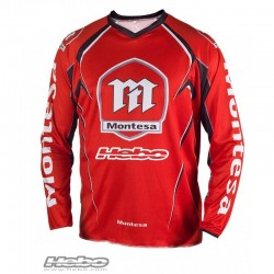 Official T-Shirt Montesa 4RT special trial, all sizes.