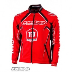 Official Jacket special trial Montesa - Hebo red. Size S/M/L/XL/XXL