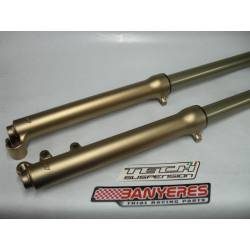 Suspension delantera Tech aluminio edicion limitada Factory 4 regulaciones.