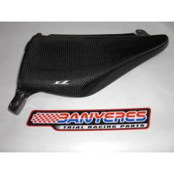Side protector carbon filter box Mitani black Montesa 4RT 2005-2020