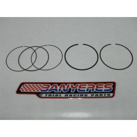 Original Honda piston 3 rings hoop kit for Montesa 4RT model 300RR - 2017 - 2018 - 2019