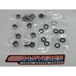 Kit bearings bushings and seals connecting rod suspension for Montesa 4RT every year.