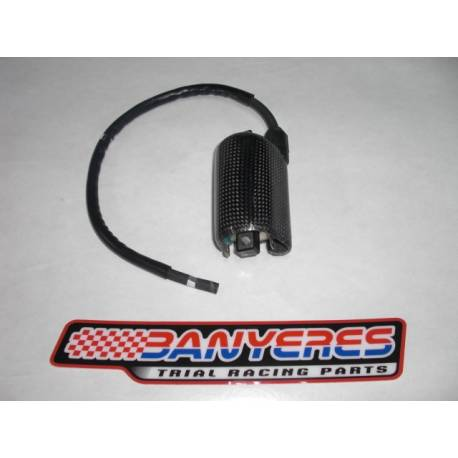 Carbon Mitani coil protector for Montesa Cota 4RT every year.