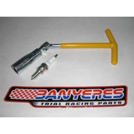 Special spark plug wrench for Montesa cota 4RT every year.