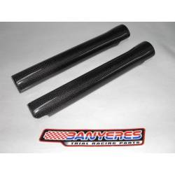 Mitani carbon fork protector for Sherco until 2011.