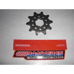 Pignon 10 dents pour Honda TLR - RTL et Montesa dimension 315R d'origine.