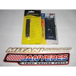 Special Mitani gauges made in Japan for Montesa valves dimension 4RT.