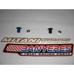 Mitani Air Vent Cap for Gas Cap for Scorpa - Yamaha 125-250YS.