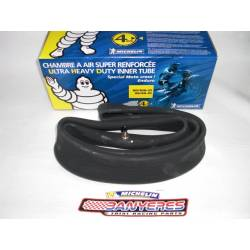 Michelin reinforced tube 4mm thickness for front wheel.