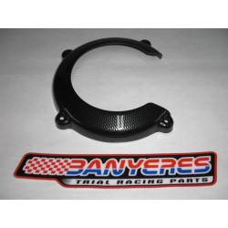Small carbon-like plastic protector clutch cover for Beta EVO
