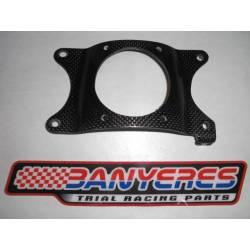 Carbon bridge manufactured by Carbono Racing for Showa - Tech - Paioli - Marzocchi.