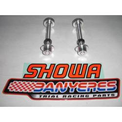 Forcella Showa pusher molla per Honda TLR-RS 200cc -250cc