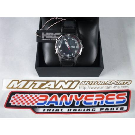 Official watch Honda limited series HRC material carbon digital.Made in Japan.
