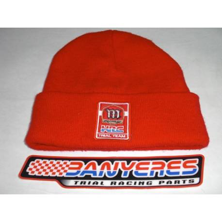 Red winter cap Team Montesa - Repsol.