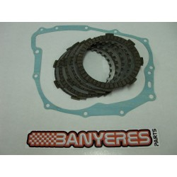 Clutch and board TLR 200 -250. 85-86 RTL250S5-86