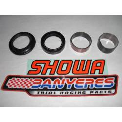 Kit completo original para reparacion 1 barra  suspension delantera Showa