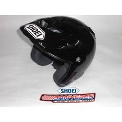 Shoei TR3 helmet original black color all sizes XS-S-M-L-XL.
