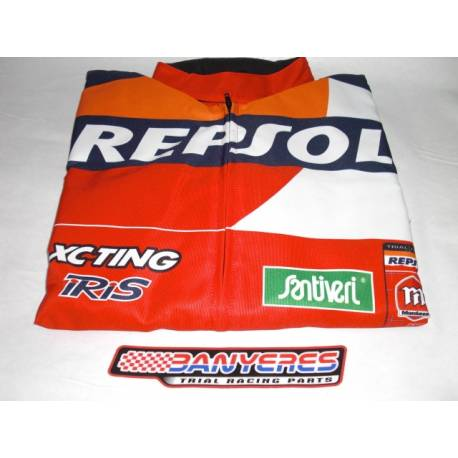 Montesa Trial Jacket - Repsol a la taille des stocks que LM