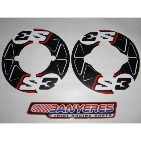 S3 crown red sticker FIM approved for crowns T40 - T43