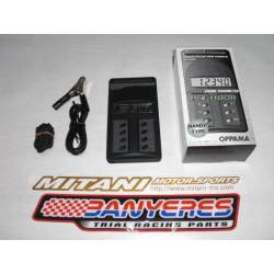 Digital rev counter engine 2-4 times.Imported from Mitani Japan.