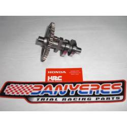 Special cross HRC camshaft for Montesa Cota 4RT displacement 250S-260S-280R-300RR-301RR.