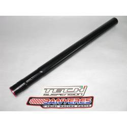 Right bar hydraulic side replacement Tech aluminum suspension without official Tech logo.