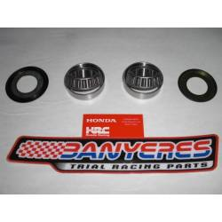 Bearings original pipe for Montesa cota 4RT conical direction and elevation 315R.