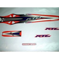 Adhesivos kit de la Honda RTL any 09