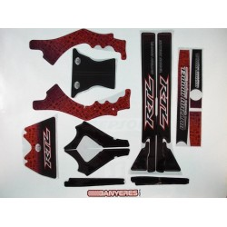 Kit Mitani adhesius Xassis montesa 4RT Kit RTL -HRC