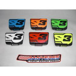 S3 Parts handlebar protector for trial motorcycle 6 colors to choose (Price 1 unit).
