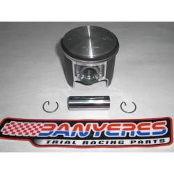 Piston A complete with 3 rings, circlips and bolt for Montesa 315R.Years 1996 -2004.