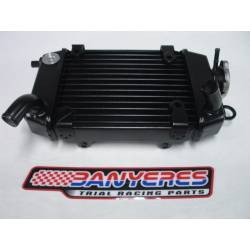 Original Montesa 4RT radiator for all models and displacements of all years.