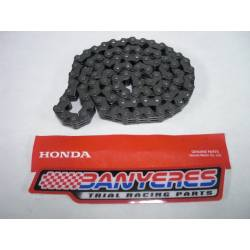Original Honda timing chain for Montesa dimension 4RT all years and models.
