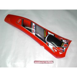 Original rear fender Honda 315 R 2T RTL HRC red color.