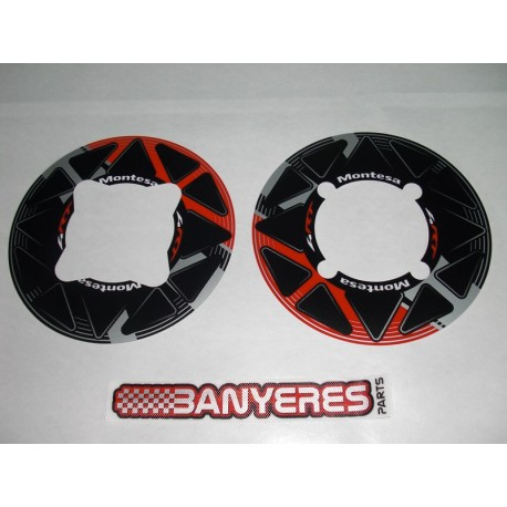 Kit adhesives crown T-41 original Montesa Cota 300RR