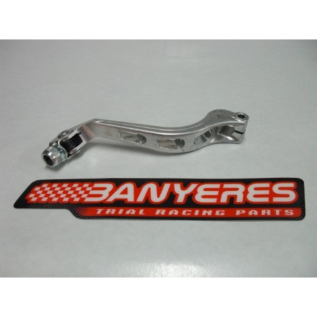 Milled recessed lever change for Montesa 4RT. pes 115gr