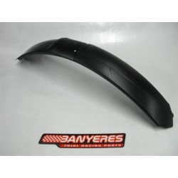 Front fender plastic black color model Beta EVO.