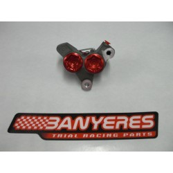 Montesa 300RR special monoblock caliper, complete with brake pads ..