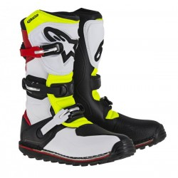 Botas Alpinestars nou model Tech trial colors.