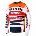 Montesa maillot - Honda - team Repsol essai officiel
