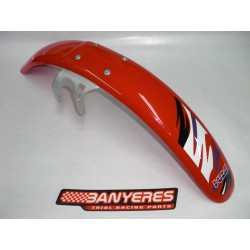 Front fender Montesa Cota 315R decoration RTL - HRC 1996 front suspension Paioli.