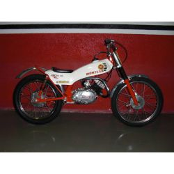 Montesa Cota 25 blanca original perfecte estat de funcionament.