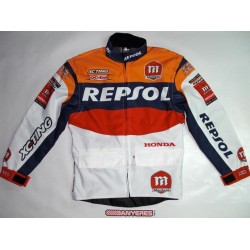 Trial Jacket Repsol - Montesa 2013 taillesS - M-L-XXL
