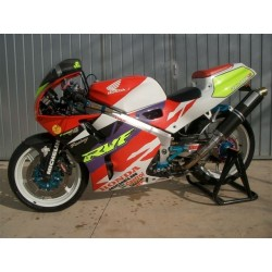 Honda RC35 - 1990 Exclusive HRC material.