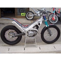 Special carbon petrol tank Mitani official Montesa HRC 315R