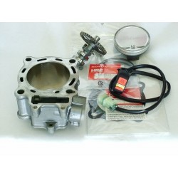 HRC 260cc kit. piston cylinder camshaft change map