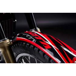Parafangs davanter original Montesa 4RT 300RR model 2018 amb suport