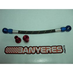 Hose Fittings and Montesa 4RT gasoline